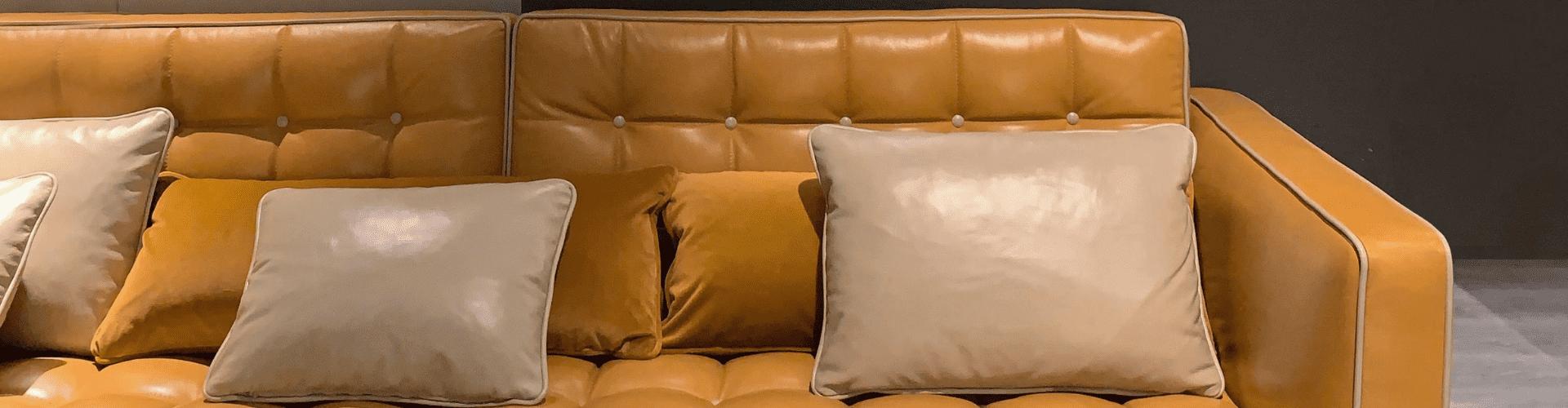Canapés, divans et banquettes chics