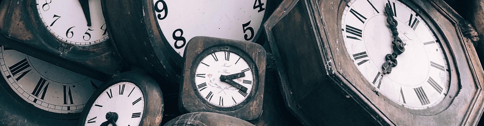 Horloges, pendules et décorations murales