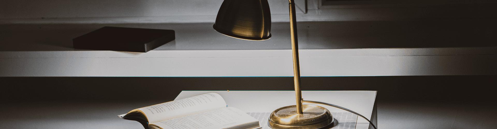 Lampes de bureau et de table chics