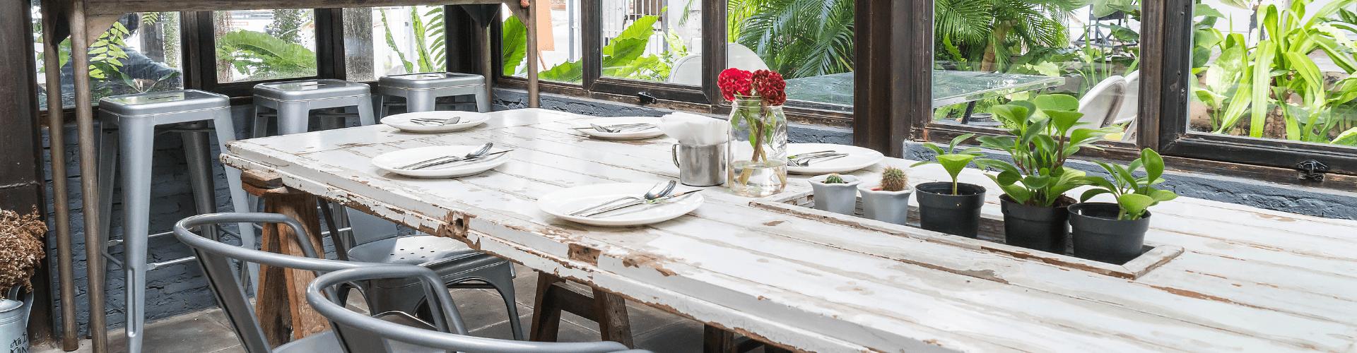 Tables à manger et tables extensibles